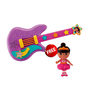 Mattel Dora Singing Star Guitar