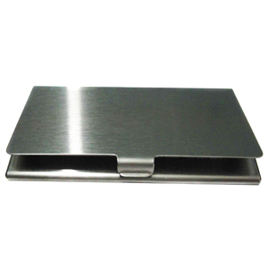 Metal Card Holder for Men