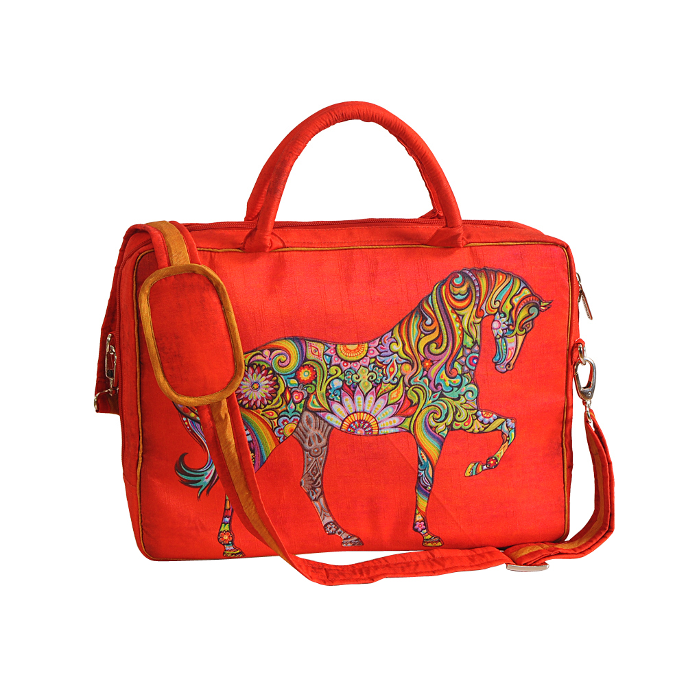 Vibrant Horse Laptop Bag