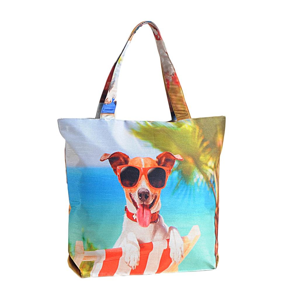 Cool Dog Fashion Bag
