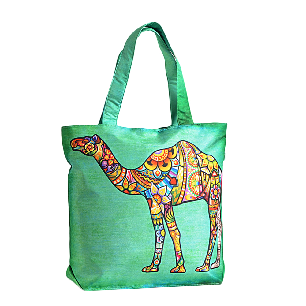 Eclectic Camel Fashion Bag