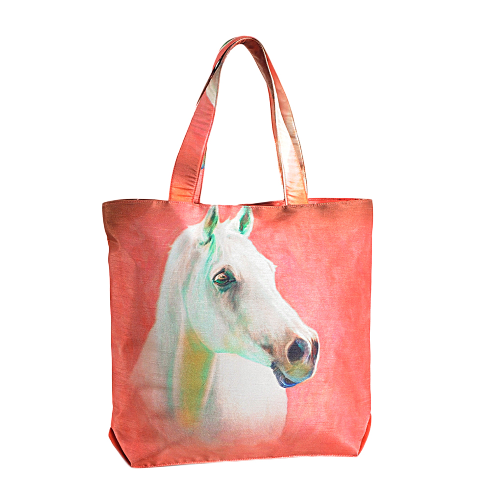 White Horse Fashion Bag