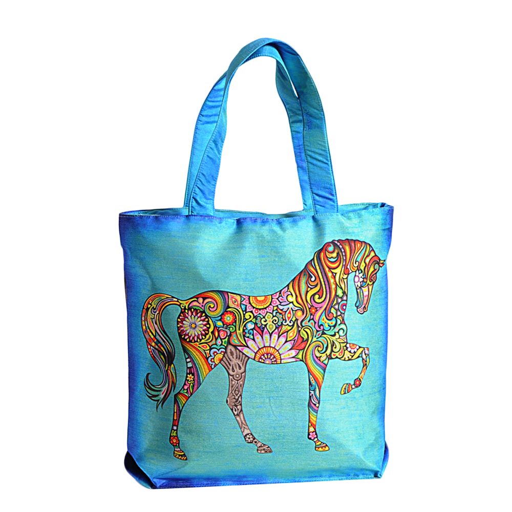 Eclectic Horse Fashion Bag