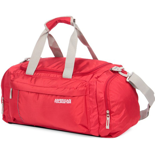 American Tourister x-Bags Casual Red Duffle Bag - 55 cm