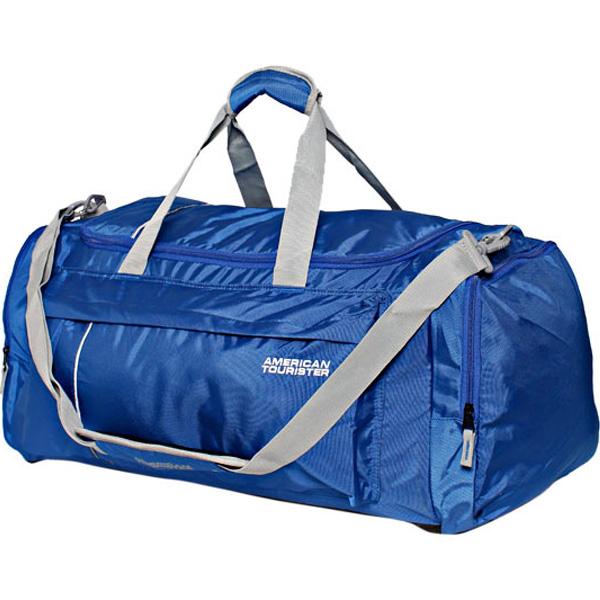 American Tourister x-Bags Casual 2 Blue Duffle Bag - 65 cm