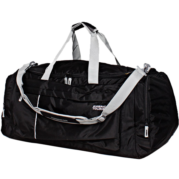 American Tourister x-Bags Casual 2 Black Duffle Bag - 65 cm