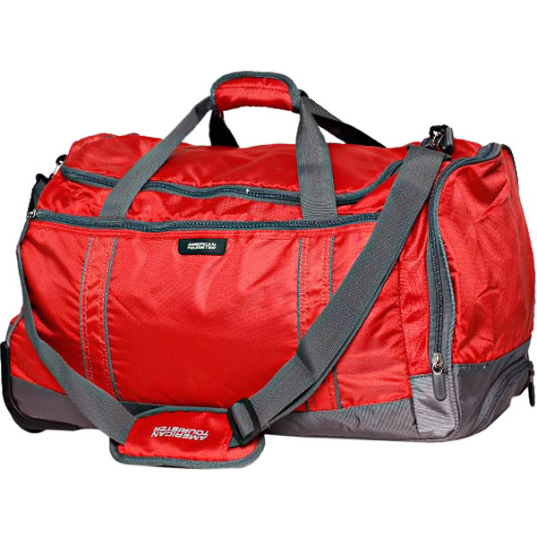 American Tourister x-Bags Travel 1 Rust Duffle Trolley Bag - 55 cm