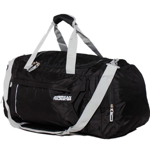 American Tourister x-Bags Casual 2 Black Duffle Bag - 55 cm