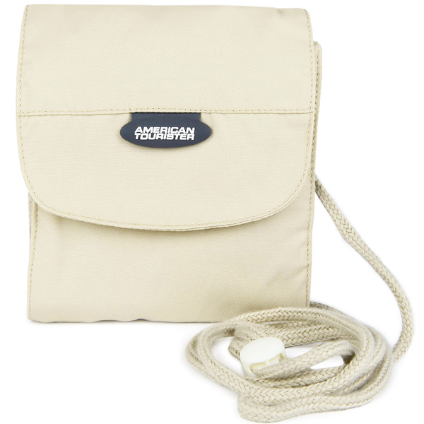 American Tourister Neck Safty Pouch