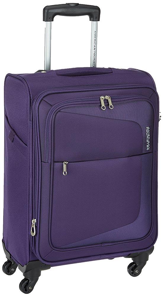 American TouristerCosta 55 cm Purple