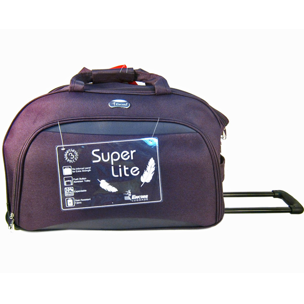 Encore Duffel Trolley Bag - 20 inches