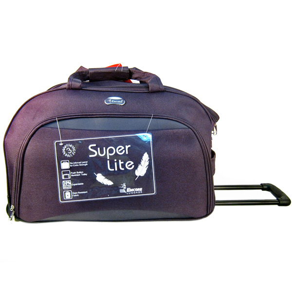 Encore Duffel Trolley Bag - 24 inches