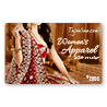 Tajonline Women�s Apparel e-Gift Voucher worth Rs. 2000/-