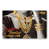 Tajonline Jewelry e-Gift Voucher worth Rs. 1000/-