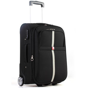 Pwi Imprint Upright Trolley Travel Bag India