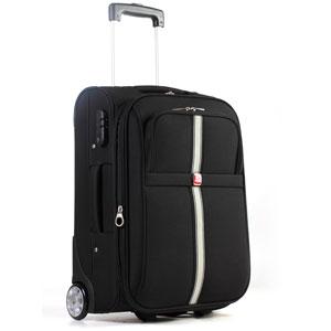 Pwi Imprint Upright Trolley Travel Bag India