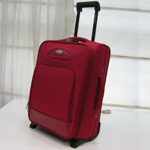 Pronto Applaud Upright Trolley Travel Bag