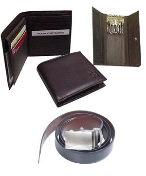 Leatherite Gift Set