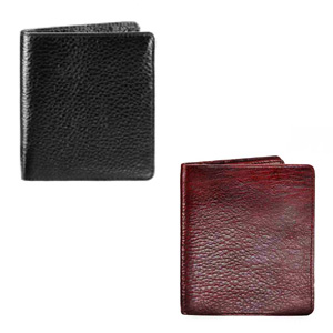 Top Grain Double Sided Wallet For Men India