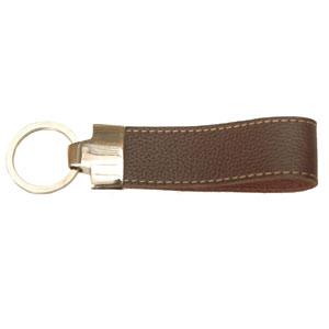 Fine Milled Belt Keychain