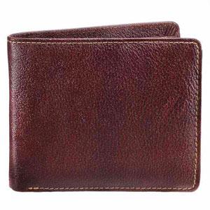 Hidden Coin Pocket Wallet for Men