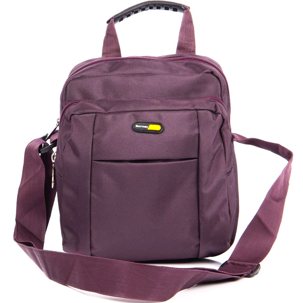 Purple Euro Travel Pouch