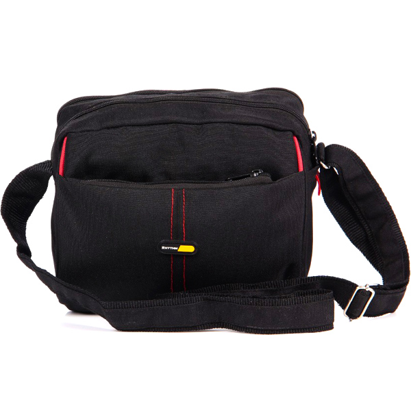 Black Aero Travel Pouch