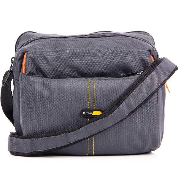 Grey Aero Travel Pouch