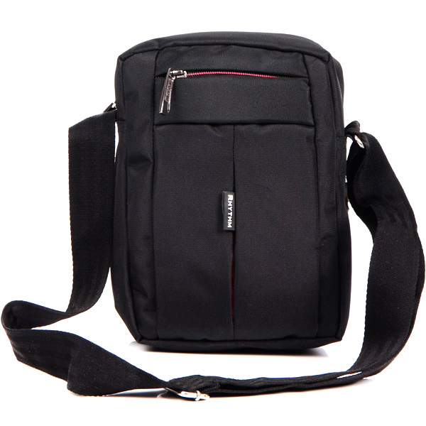 Black Vermont Travel Pouch