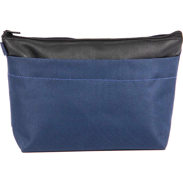 Blue Grand Zipper Pouch