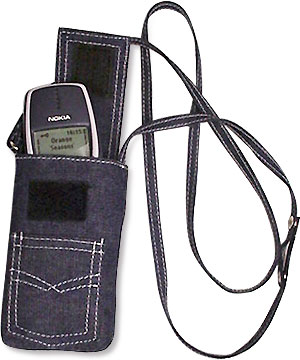Denim Mobile Case