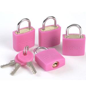 Korjo Colorful Lock - Set of 4