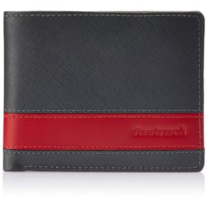 Gents Wallet-Fastrack Bi-fold Men wallet - C0381LGY01