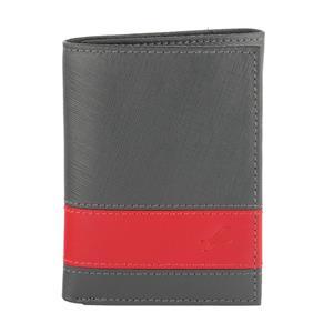 Fastrack Tri-fold Men wallet - C0382LGY01