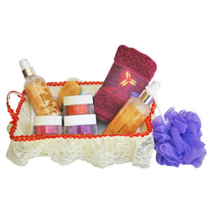 Beauty & Spa Hampers-VLCC Luxury Spa - I by Vandana Luthra