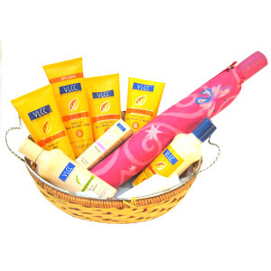 Beauty & Spa Hampers-VLCC No more Sun Tan