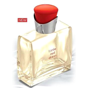 Avon Little Red Dress EDT for Women