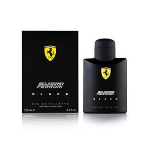 Scuderia Ferrari Black Edt Men