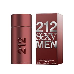 Carolina Herrera 212 Sexy Edt Men