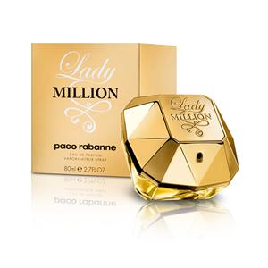 Women's Fragrances-Lady Million Edp Spray Women
