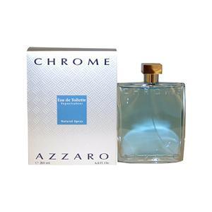 Azzaro Chrome Edt Men