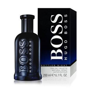 Hugo Boss Bottled Night Edt Men