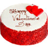 Red Rose Love Cake