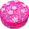Designer Rose Cake