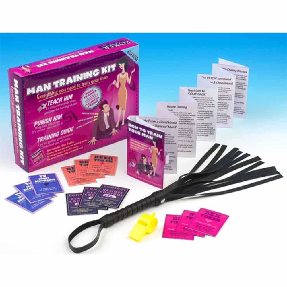 Man Training Kit
