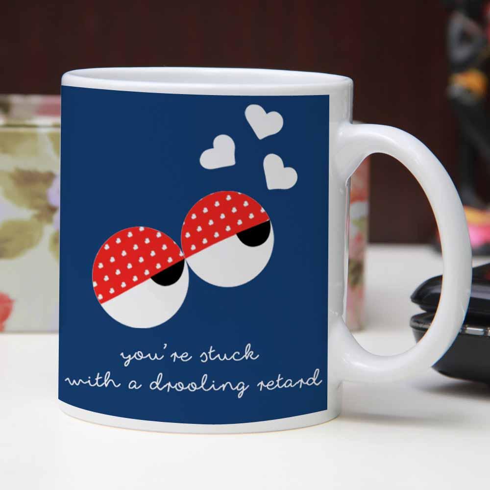 Making Love personalized Mugs Set