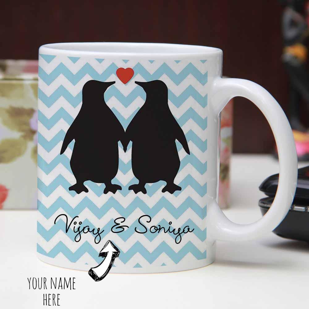 Be Mine Printed Mug