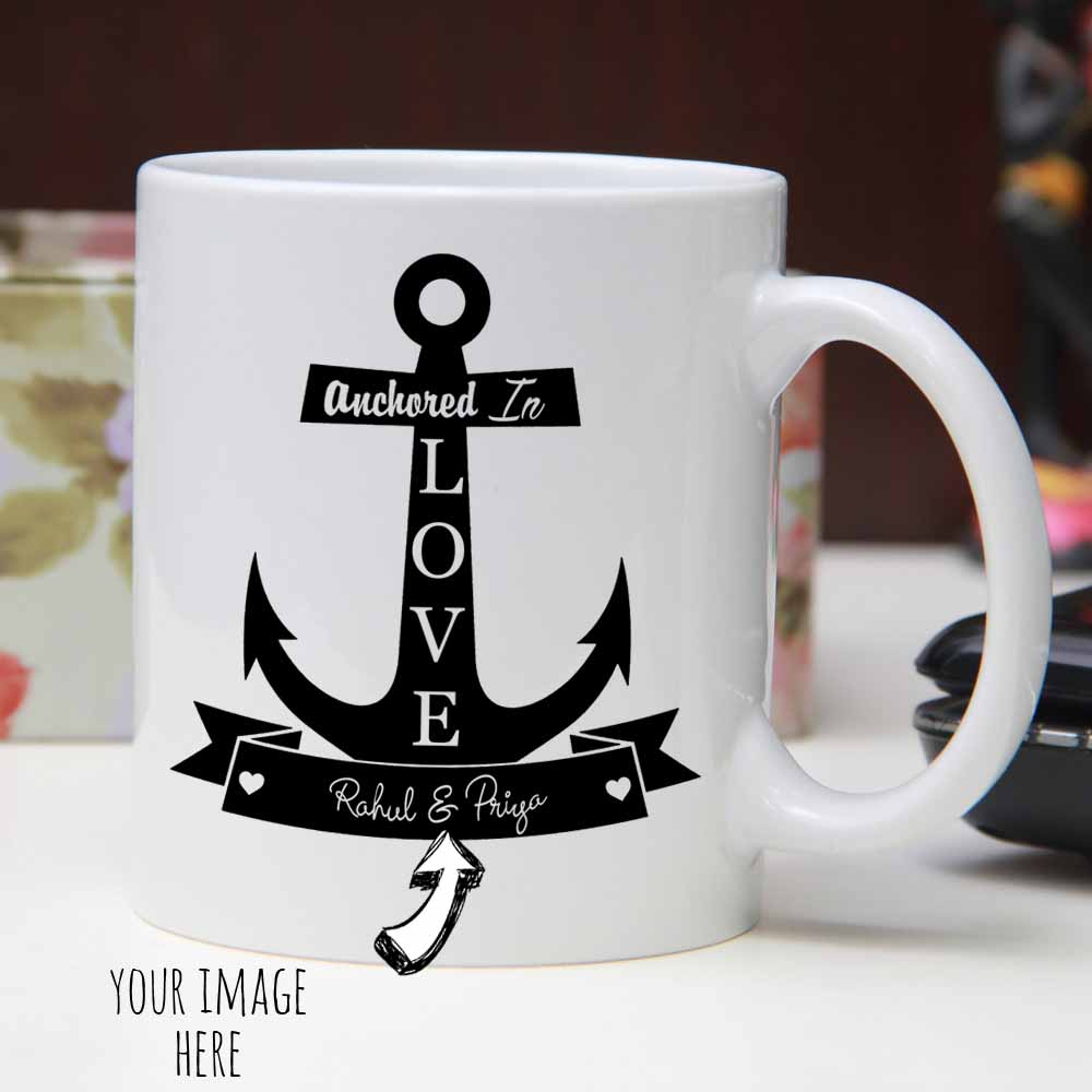 Stylish Printing of Quotes on Mug