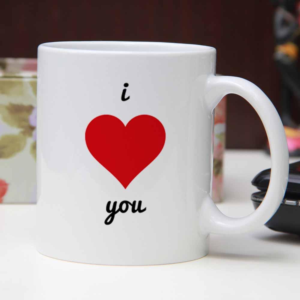 Personalized Penguin Mug