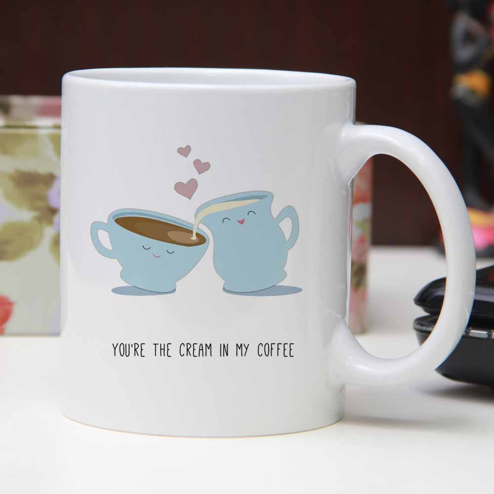 Decorated Names Personalized Mug